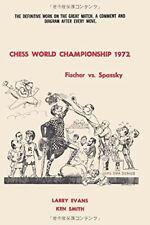 Chess World Championship 1972 - Fischer vs. Spassky (Chess Book)