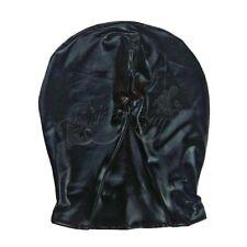 Sexy Black Face Mask Adult Men Women Unisex Full Hood Hoodie Spandex Club Wear