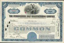 DECO => THE PENNSYLVANIA SALT MANUFACTURING CY (USA) (H)