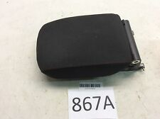 15 16 17 VOLKSWAGEN GOLF GTI CENTER CONSOLE ARMREST ARM REST LID OEM 867A I J.