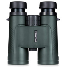 Praktica Odyssey 8x42mm Waterproof Binoculars - Green