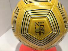Nike Neymar Jr Strike Soccer Ball Armadillo Yellow Size - 5 / Sc3503 728