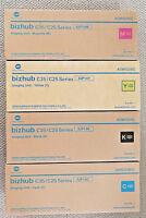 Genuine Konica Minolta A0D7432 A0D7-432 TN-213C TN213C Toner Cartridge Cyan
