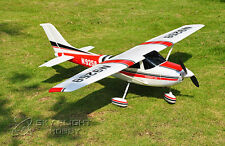 LX 55.5in 4CH Cessna 182 RC Propeller Model Plane KIT EPO W/O RC Battery & Radio