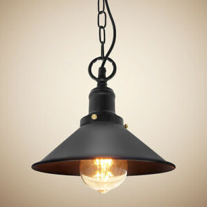 Industrial Steam Punk Scone Over Table Light Indoor Ceiling Hanging Light M0238