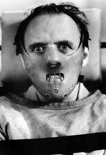 Silence of the Lambs Poster, Hannibal Lecter, Horror Movie