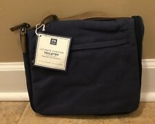 New Pottery Barn Teen Guys Ultimate Hanging Toiletry Navy