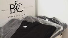 (3,03€ / Stk)   3x10 Stk. B&C T-Shirt Exact 190 / #E190, schwarz, SONDERPREIS!!