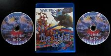 """Walt Disney World """"The Rides"""" 2014 3D and Blu Ray (Double Disc Set)"""