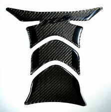 Yamaha R6 Stealth effect Real Carbon Fiber 3k Twill Motorcycle tank pad Decal