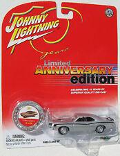 JOHNNY LIGHTNING 10TH ANNIVERSARY 1971 MERCURY CYCLONE #16/20 1/5000