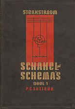 STERKSTROOM SCHAKELSCHEMA'S DEEL I - P.C. Setteur (1955)