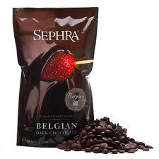 3 x Sephra 907g Luxury Belgian Chocolate - Milk, Dark and White Variety Package