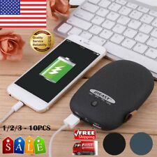 Lot Universal Portable External Power Bank Battery 6000mAh 2 Usb Fast charging