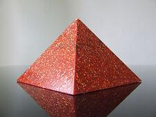 Orgón Espiritual Amor aceptación curación Corazón De Cuarzo Rosa Jade Piedra Preciosa Pirámide