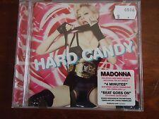 Hard Candy by Madonna (CD, Apr-2008, Warner Bros.)
