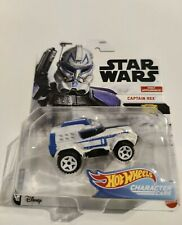 Hot Wheels First Appearance Star Wars: CAPTAIN REX Character Cars! (2019)