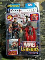 ToyBiz Marvel Legends Legendary Rider Series Wonder Man action figure MOC 2005