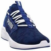 Puma Retaliate Camo  Casual Running  Shoes - Blue - Mens