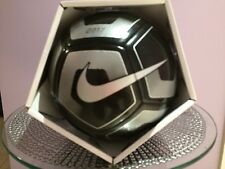 SOCCER BALL-NIKE PITCH-SIZE 4-REPLICA BALL-16/17-BLACK IN COLOR-NEW-IN THE BOX-
