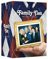 Family Ties: The Complete Series (28 Disc) DVD NEW