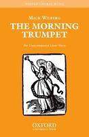 The Morning Trumpet, Paperback; Wilberg, Mack.; TTBB unaccompanied, Male Voices