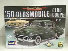 +++ Revell US Monogram 1/25 '50 Oldsmobile™ Club Coupe 2 'n 1 85-4254