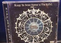 Zodiac Mprint - Ride The Stars CD BLUE Blaze Ya Dead Homie R.O.C. twiztid MNE