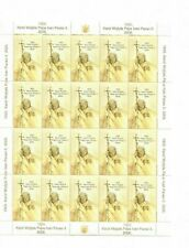 Croatia - 2005 Pope John Paul II - Sheet of 25 Stamps - MNH