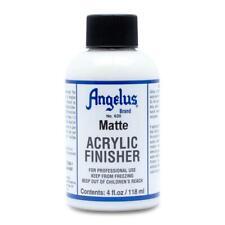 Angelus Matte Acrylic Finisher 4oz (118ml) - (50-1945)