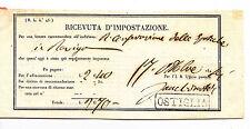 Y60-LOMB.VENETO-OSTIGLIA RICEVUTA IMPOSTAZIONE 1844