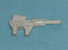 original G1 Transformers headmaster SKULLCRUNCHER GUN weapon part