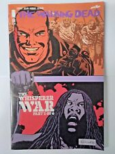 THE WALKING DEAD #158, THE WHISPERER WAR PART 2 OF 6- FREE SHIPPING!