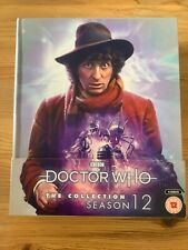 More details for doctor who the collection - season 12 blu-ray limited edition set