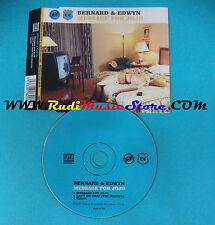 CD Singolo Bernard & Edwyn Message For Jojo SETCD084 UK 2001 no mc lp(S22)