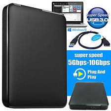 """Unidad DE DISCO DURO CAJA CADDY 2.5"""" SATA HDD Recinto externo USB 3.0 Para Pc Y Laptop"""