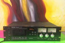 TASCAM 112 MKII Vintage Rackmount Cassette Deck