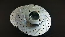 Phase 2 Front Brake Rotors For Toyota Corolla AE86 GTS