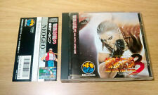 SNK FATAL FURY 3 ROAD TO THE FINAL VICTORY USATO NEO GEO CD ED JAP VBC 54044