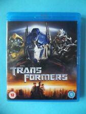 Películas en DVD y Blu-ray blues Transformers