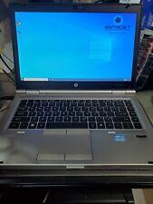 HP  EliteBook 8460p Intel Core i5-2540M 2 60GHz 4GB 180GB SSD Win 10 Pro New bat