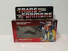 Wheeljack Box Only Vintage Hasbro G1 Transformers Authentic