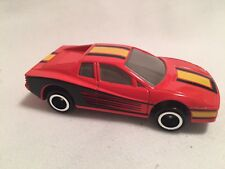 "Vintage Ertl Speed Strips Atomic Flash in ""Lawman Meets Jane"" Diecast Car 1990"