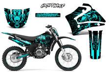 Yamaha TTR125 Dirt Bike Graphic Sticker Kit Decal Wrap MX 2000-2007 NIGHTWOLF M