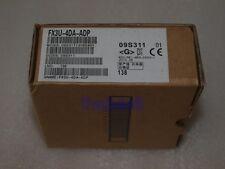 1 PC New Mitsubishi FX3U-4DA-ADP In Box