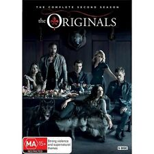 THE ORIGINALS-Season 2-Region 4-New AND Sealed-5 DVD Set-TV Series