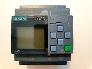 Siemens LOGO! 8 24 CE LOGO 24CE Logikmodul  6ED1052-1CC08-0BA0 NEU