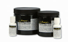 Jacquard Photo Emulsion with Diazo Sensitizer Silk Screen Printing - 8oz / 16oz