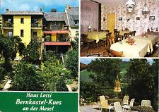 AK, Bernkastel-Kues, Haus Lotti, drei Abb., 1981