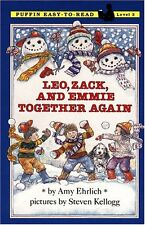 Leo, Zack, and Emmie Together Again (Easy-to-Read,